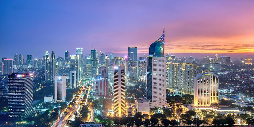 Film Production Services Indonesia Jakarta Skyline
