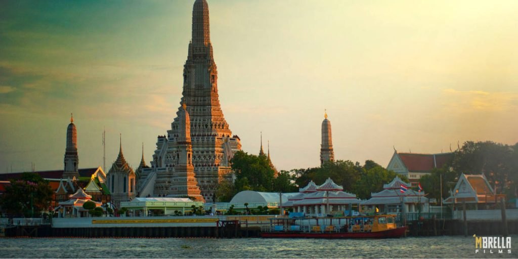 Chao Praya River Best Filming Locations in Bangkok