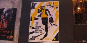 60 second festival blog rewarding challenge poster