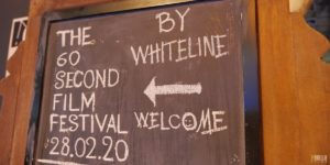 60 second festival special thanks chalkboard