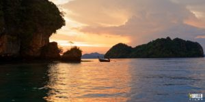 Mbrella Blog Beach Film Locations Thailand story only Thailand could tell boat sunset