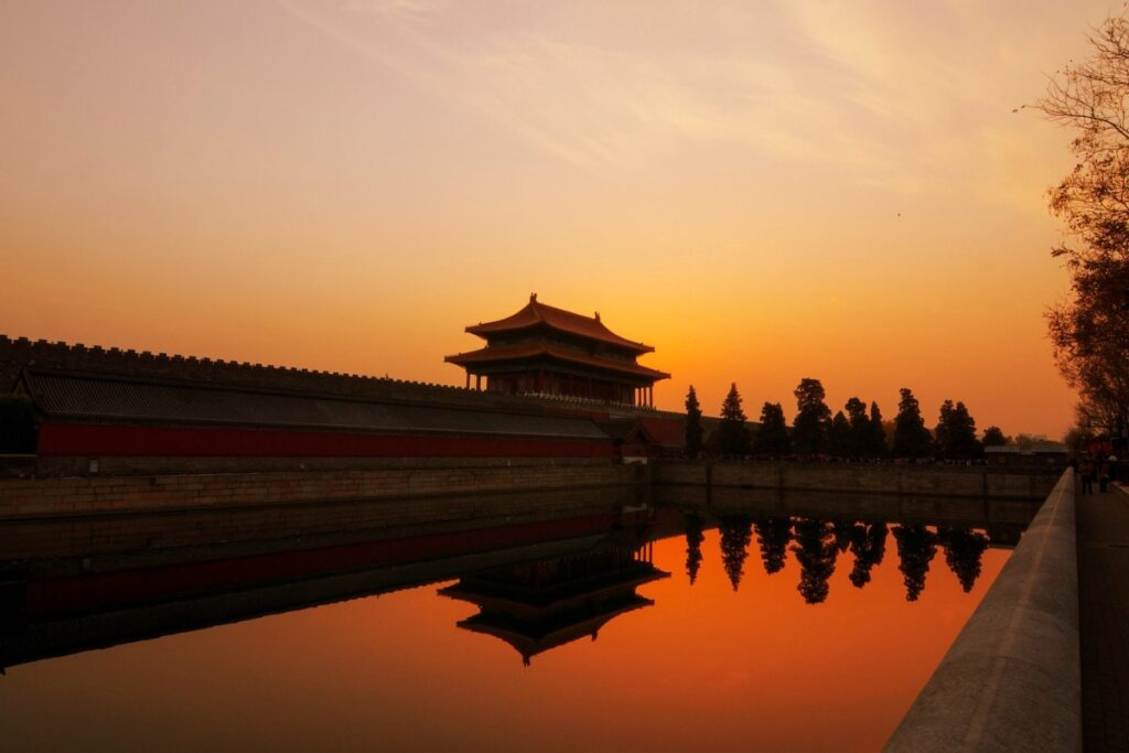Film Production Company Beijing Locations Forbidden City 1