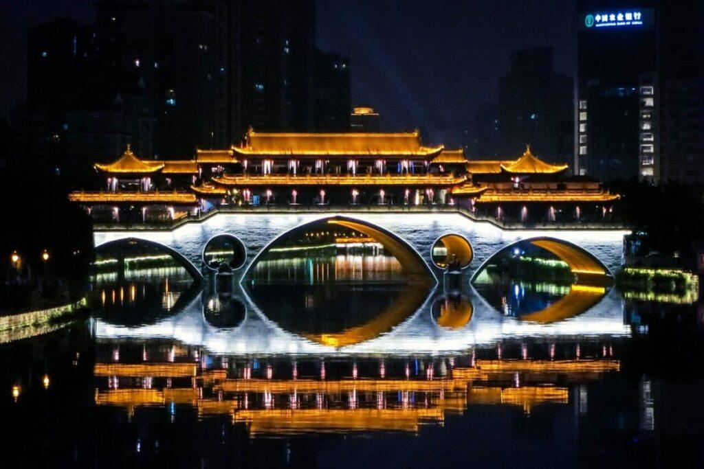 Film Production Company Chengdu Locations Anshun Bridge