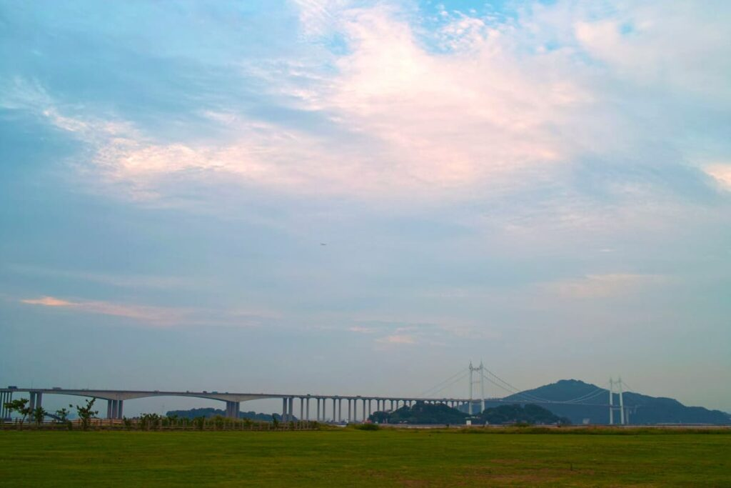 Film Production Company Dongguan Locations Humen Bridge