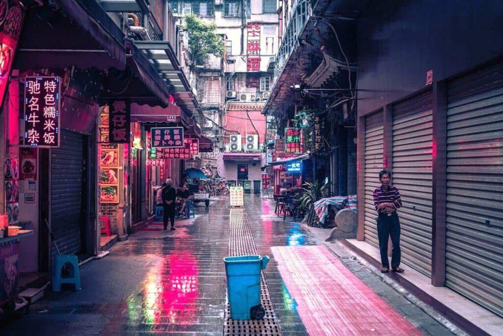Film Production Company Guangzhou Film Fixers