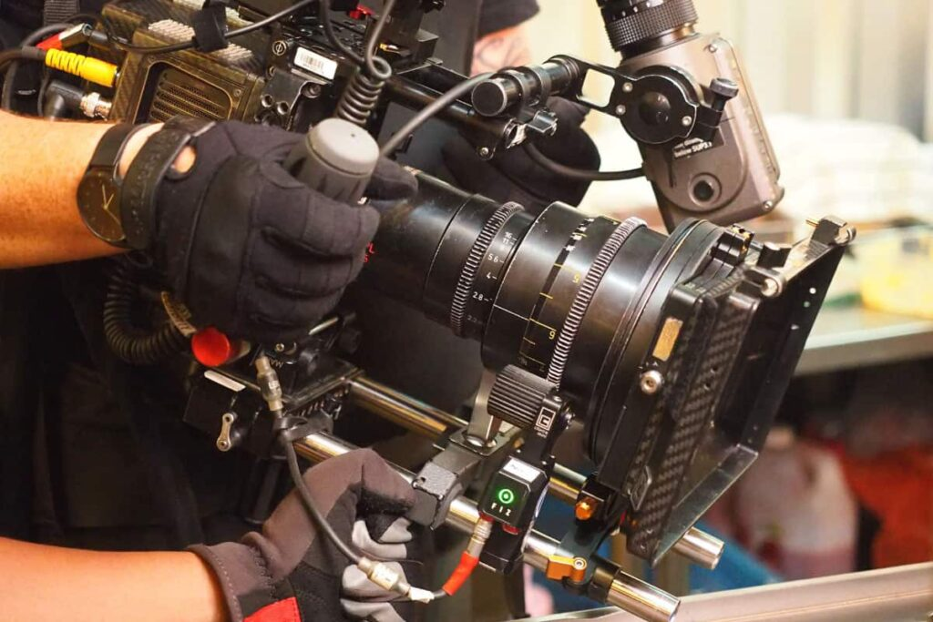 Film Production Company Guangzhou Video Production Services