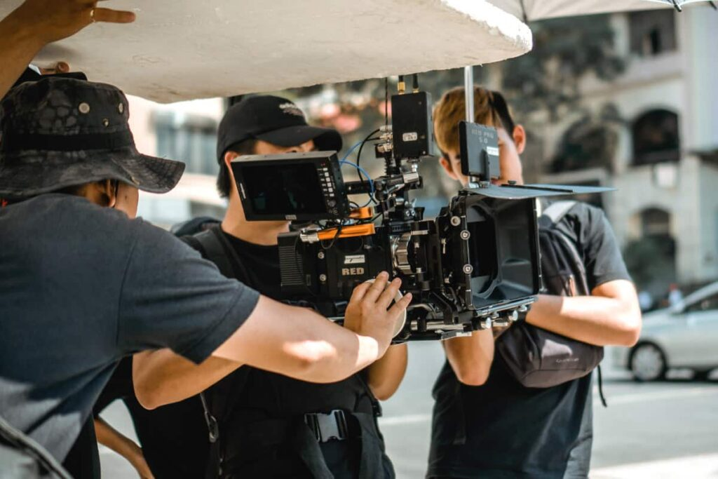 Film Production Company Tianjin Video Production Services
